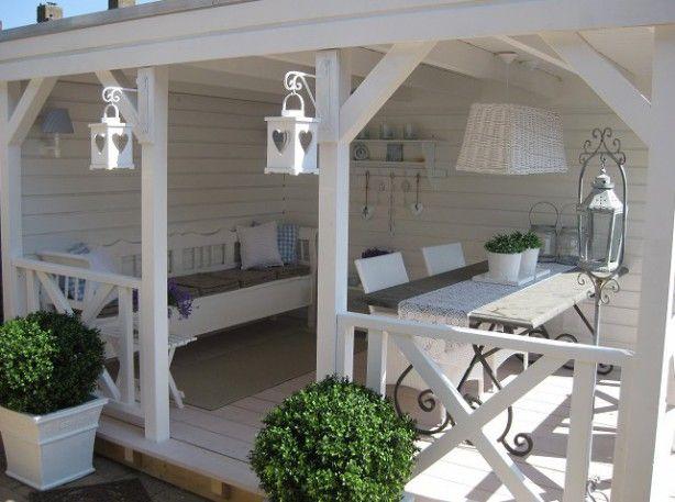Wpis ach weranda for Kosten veranda